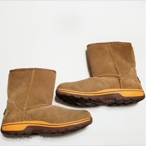 UGG Boots Leather Childrens